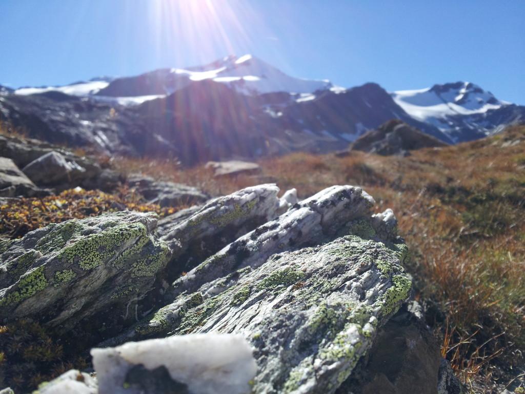 Zufallspitze Martelltal Zuid Tirol