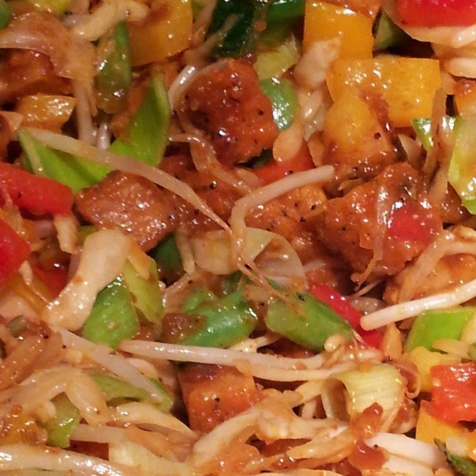 chinese groenteschotel