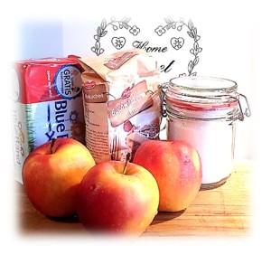 apple crumble glutenvrij