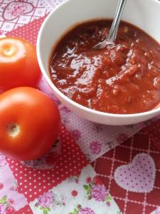 Vegan tomatosoup