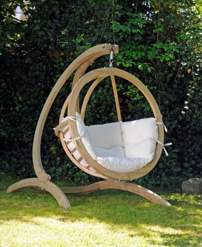 hangstoel buiten