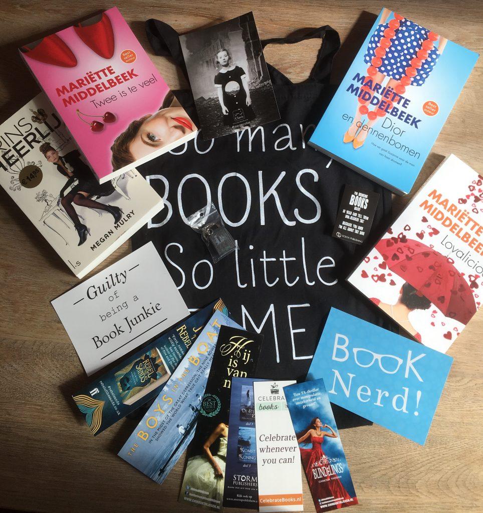 boekenpakket winnen