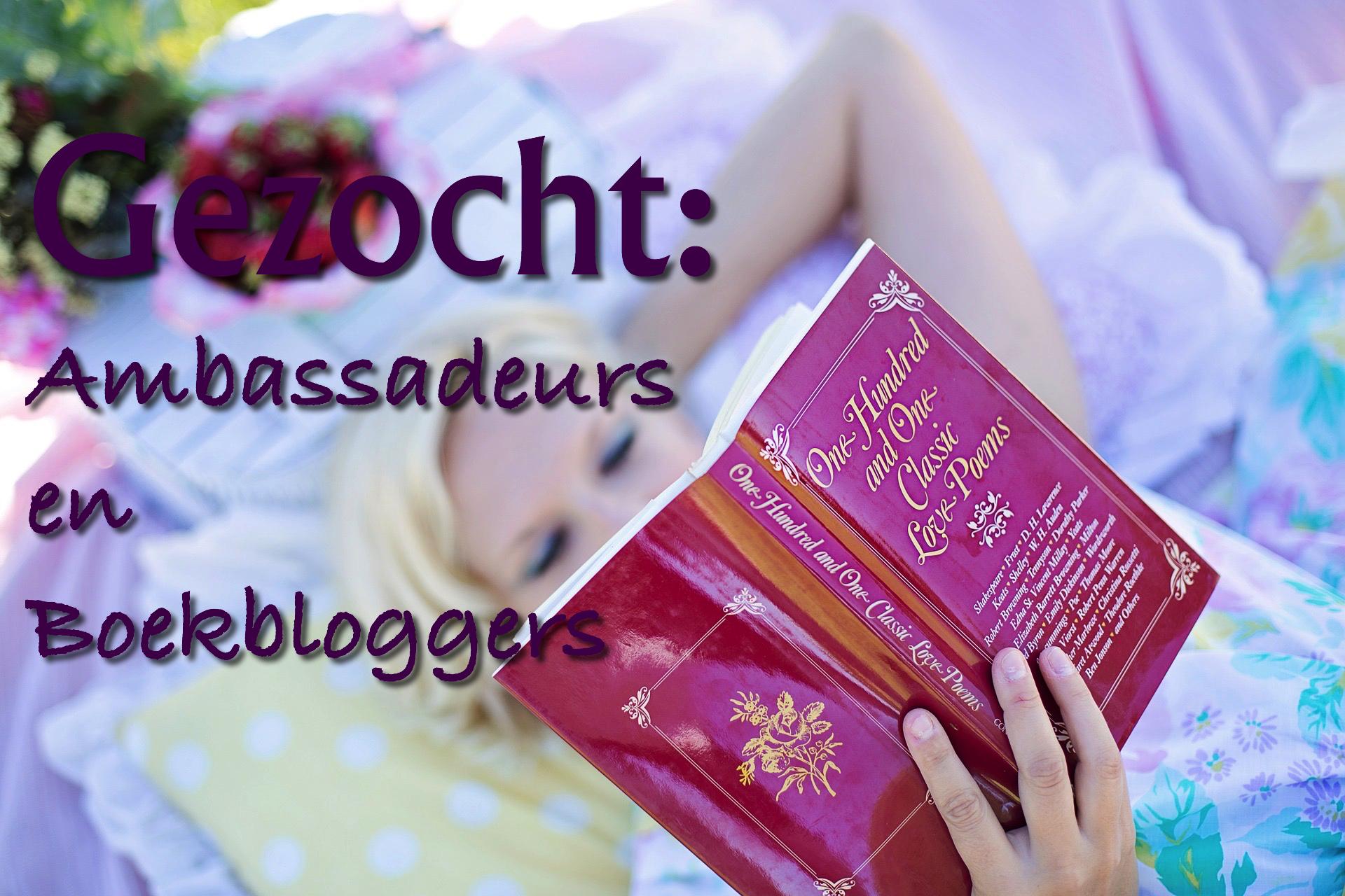 ambassadeurs-en-boekbloggers-gezocht